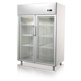 Stainless Steel Commercial Freezer